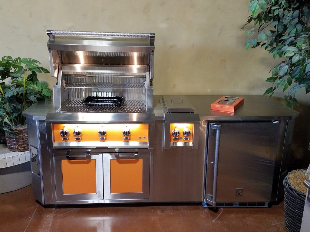 Hestan Grill Outdoor Kitchen Www Topsimages Com