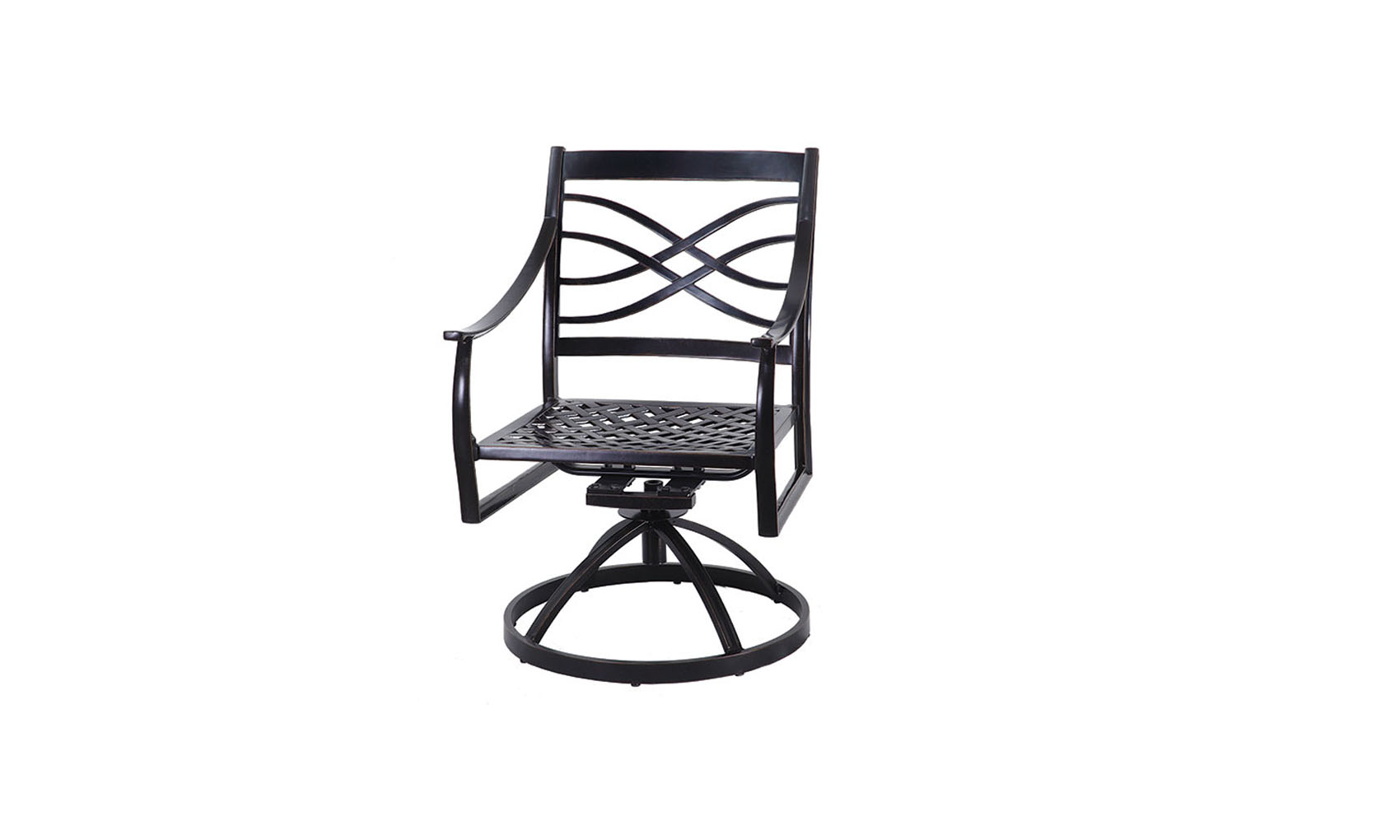 Wave Cushion Swivel Rocker Outdoor Living Concepts