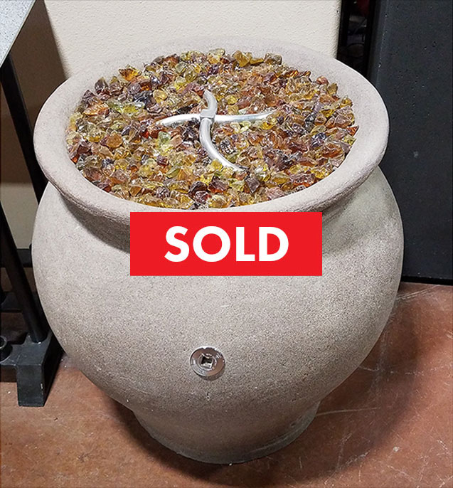 Large Amphora Urn - SOLD